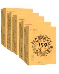 Диета 159 билки - 5 кутии